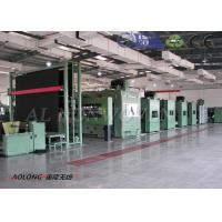Best High Output Spray Bonded Wadding Machine Production Line With Fine Opening Machine wholesale