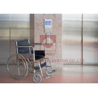 China Comfortable Patient Hospital Elevator SUNNY Stainless Steel Hospital Lift on sale