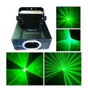 China Single Green Laser Stage Lighting nightclub Stage Effect Light on sale