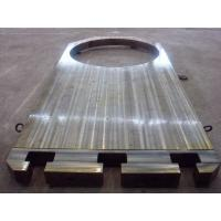 Cheap AISI 4130 AISI 4140 AISI 4340 Forging Forged Steel Low Alloy Steel Valve Plates for sale