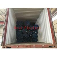 China Stainless Steel 304 / 304L Welded Carbon Steel Pipe Welded 5L Seamless A106 on sale