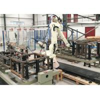 Best Belt Conveyor Industrial Automation Systems , Automatic Robotic Welding Systems wholesale