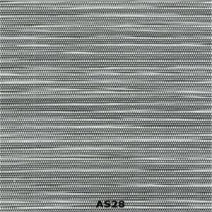 China Pvc Vinyl Woven Wallpaper , Plain Waterproof Grey Woven Wallpaper For Commerce on sale