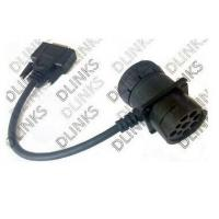 Buy cheap J1939 Male and Female Integrated conn to DB15 Male Conn Cable product