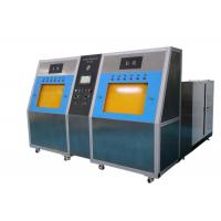 China Two Chamber Vacuum Helium Leak Testing Equipment for Automotive Air Conditioning Components on sale
