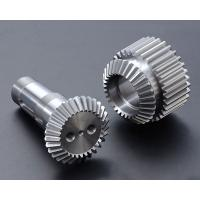 China Steel High Precision Gears Bevel Gears Corrosion Resistance Heat Treatment on sale