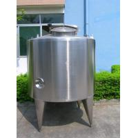 China Steel Water Storage tanks for storing drinking water , original water , purified water on sale