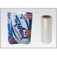 Best 50 Mic PLA Plastic Film Rolls Thinnest Thickness For Machinery Use wholesale