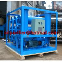 Buy cheap Transformer Oil Regeneration Unit, Used Brown Dielectric Oil Decoloring machine from wholesalers
