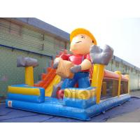 Best Construction Field Inflatable Playground wholesale