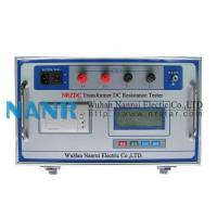 Best NRZDC Transformer DC Resistance Tester (20A~100A) wholesale