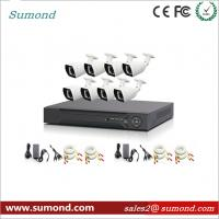 Best 8CH 2.0MP AHD DVR Kit Low Power USB Chargeable Home Wireless CCTV Kits wholesale