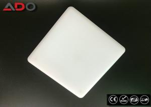 Best Thin No Frame ABS Recessed To Surface 36w Square Led Panel Light wholesale