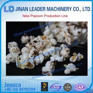 Best 60-80kg/h Popcorn production line wholesale