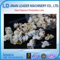 Buy cheap Jinan Leader Popcorn production line from wholesalers