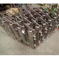China Flat sheet made stainless steel balustrade aisi304 316 grade handrail China supplier on sale