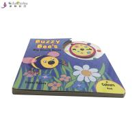 Best Education Die Cutting Picture Board Books Toddlers Cardboard Children'S Books wholesale