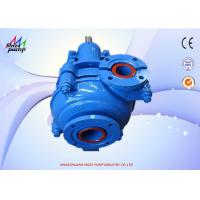 Best Chrome Alloy Impeller High Head Slurry Pump With Electric / Diesel  Motor wholesale