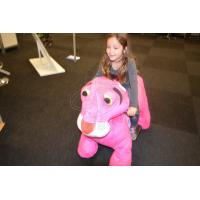 Best Stuffed Animals / Ride On Animal Stuffed Zippy Rides With Wheels wholesale
