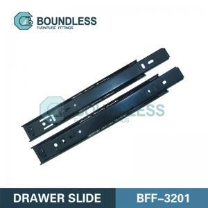 Best 27mm 2 fold Ball Bearing Drawer Slide wholesale