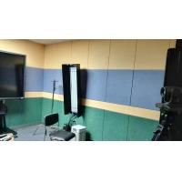 Best 40% Low Melt Fiber Polyester Acoustic Wall Panels Fireproof Acoustic Sound Panels wholesale