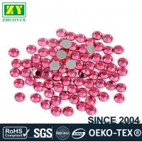 Best Loose Ss10 Hotfix Rhinestones Glass Material For Nail Art / Home Decoration wholesale