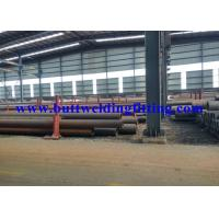 China Fluid And High Pressure API Carbon Steel Pipe A335 P5 / Cr5Mo 1-100 mm Wall Thick on sale