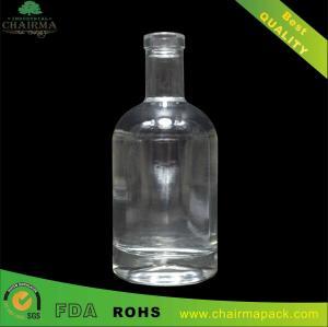 Best 350ml Hight Quality Rum Glass Bottle wholesale