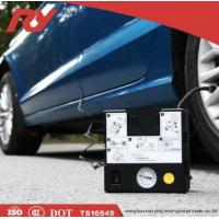 Best Powerful Motor Car Tire Inflator Air Compressor , 12V Tyre Inflator120W 10A Pump wholesale