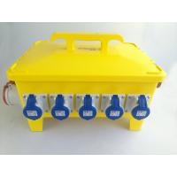 Best Electrical Mobile Power Distribution Box 37 0* 340 * 330 MM Dimension wholesale