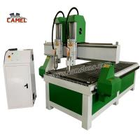 Best CA-1325 Best Quality Hot Sale 2 Spindles Cnc Router 1325 With Linear Guide Rail For Sale wholesale