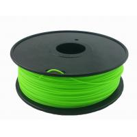 Best Customization 3.0mm Green 3D Printing Filament For 3D Printer Toughness wholesale