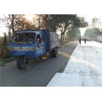Paving Polyester Spunbond Fabric Driveway For Reduce Reflective Cracking