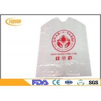 Best Easy Wipe Disposable Plastic Lobster Bibs LDPE / HDPE Biodegradable Material wholesale