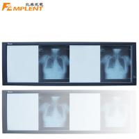 China Ultra Bright X Ray Viewer Light Box Medical Four Panel LED Negatoscope with 3Year Warranty on sale