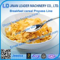 Best hot sale corn flakes production machines line wholesale