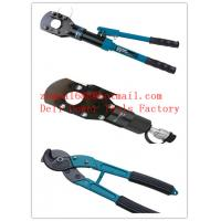 Best standard cable cutter,Ratcheting hand Cable cutter wholesale