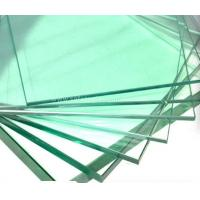 China Coloured Anti Clear Sheet Glass Floating , Architectural / Vehicle Glass Mirrors on sale