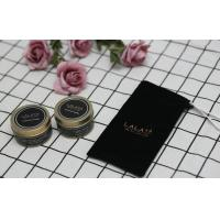 Best Black Label Scented Tin Candles Essential Oils Handmade Soy Wax Candle wholesale