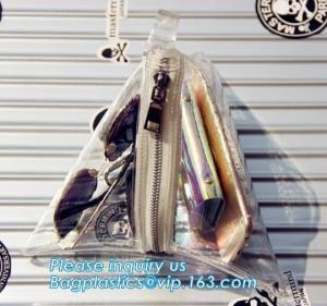 Best PVC Women Hologram Bag Hand Clutches Small Chain Ladies Transparent Laser Handbag, DIY Transparent Clutch Tote Bag wholesale
