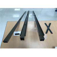 Best Powder Coating Aluminum Profiles For Security Door Sliding Open Style wholesale
