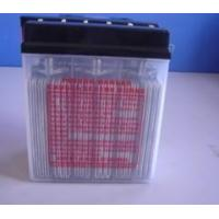 China Clear Transparent Sealed Maintenance Free Motorcycle Battery on sale
