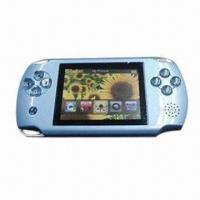 Best 2.8-inch TFT Display MP5 Player with FM Function, Supports MP3, SD Card and Game Player wholesale