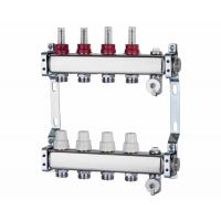 China Art 700 N+1 Square main tube silver color pex pipe radiant heating manifold on sale