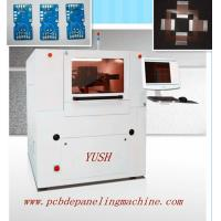 Buy cheap Ul Rohs Hasl Fr4 94v0 Laser PCB Depaneling Machine with Water Cooling product