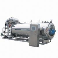 Best Glass Bottle Water Spray Sterilizer, Vitally Important Innovation for Canned Food Industry wholesale