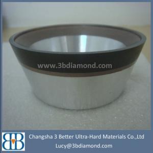 Best 14 V1 vitrified diamond bowl grinding wheel for natural diamond polishing wholesale