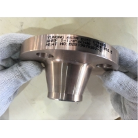 Best ASTM B151 WNRF SCH80 C70600 Copper Alloy Forged Flanges wholesale