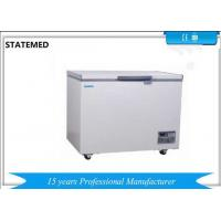 China OEM -60 Degree Portable Chest Deep Freezer Medical Cryogenic Equipments on sale