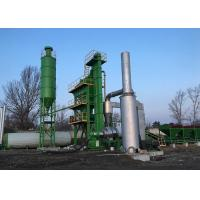 Best Industry Road Building Stationary Asphalt Mixing Plant Low Maintenance Operation wholesale